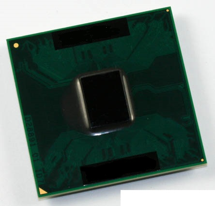 Intel Core 2 Duo P8600, SLGFD 2.40GHz laptop processzor használt 3 hó gar!