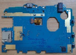 SAMSUNG GALAXY TAB 3 LITE (WI-FI) SM-T110 tablet alaplap.