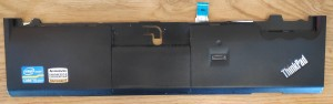 Lenovo X220 X220i  palrest+touchpad+ujjlenyomat olvasó. használt 1 hó gar.
