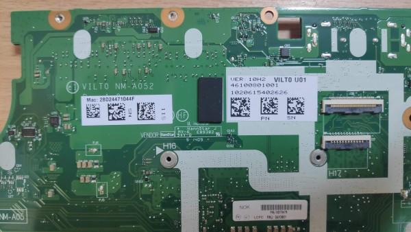 Lenovo ThinkPad T440s alaplap Core  I5-4300u , 4Gb DDR3  04X3901