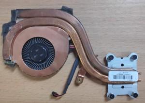 Lenovo Thinkpad X230 komplett hűtés. 04W6922 23.10674.001 60.4RA10.001
