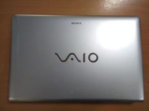 Sony Vaio VPCEC sorozathoz VPCEC1 VPCEC2 VPCEC3 VPCEC4 LCD Fedlap 012-100A-3195-A használt