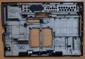 Lenovo X230 alsó burkolat hangszóróval. 60.4RA01.015A05