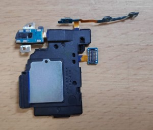 Samsung note 2014 edition SM-P600 bekapcsoló panel.