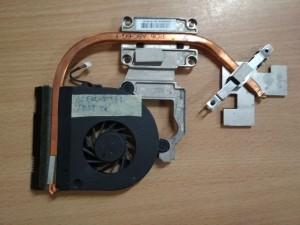 Acer Aspire 5551 5741 5742 5742G Ventilátor és hőcső AT0FO002DR0 használt