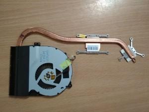 ASUS X550 X552  sorozathoz ventilátor és hőcső 13N0-RBA0101 13NB06P1AM0101 használt