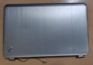HP DV7 6000-es sorozat fedlap+zsanérok+webkamera. 668069-001 665977-001