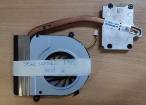 Dell Vostro 3750 , Inspiron N7110 komplett hűtés. 0YR11P 064C85