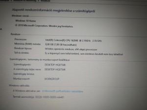 Acer Aspire ES1-512 15.6 Intel / 8GB / 500GB HDD használt laptop 3 hó gar!
