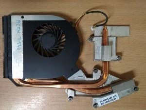 Acer Aspire 5740 5740G Ventilátor és hőcső 60.4FP02.001 használt 1 hó gar!