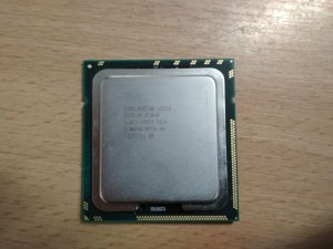 Intel Xeon W3550 SLBEY LGA1366 Processzor használt 1 hó gar!