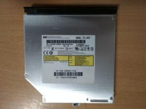 HP EliteBook 6930p 460507-FC2 DVD író SPS 483190-001 használt 1 hó gar!
