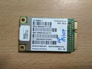 HP EliteBook 8440P Qualcomm 3G modem 509064-002 használt 1 hó gar!