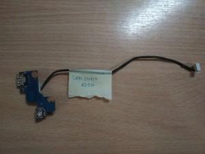 Samsung RV511 RV515 RV520 RV711 bekapcsoló gomb BA92-07488A használt 1 hó gar!