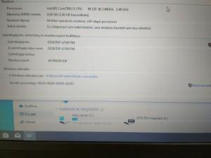 Lenovo ThinkPad L512 15,6 i5 / 4GB / 250GB HDD használt laptop 3 hó gar!