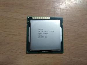 Intel Core i3 2120 Dual-Core 3.3GHz LGA1155 Processzor használt 3 hó gar!