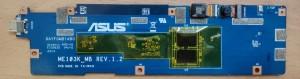 Asus memopad 10 ME103K rev.1.2 alaplap. Használt termék.