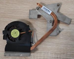 Dell M5030 komplett hűtés. Használt termék. Hőcső+ventillátor. 0FC1YF