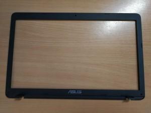 ASUS X751M LCD elsőkeret 13NB0602AP010 13NB0601AP030 használt 1 hó gar!