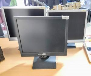 Használt 17-os monitorok, többféle gyártó/modell. 1 hó garancia