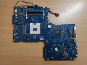 ASUS K93SM X93SV X93S GT540M PBL80 LA-7441P Rev 2.0 nVidia GT540M Laptop Alaplap használt 1 hó gar!