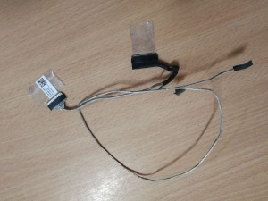 Asus X553SA 1422-02550AS 30pin EDP LCD kábel. használt