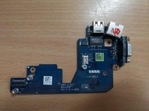 Dell Latitude E5430 io board VGA USB LAN QXW00 LS-7901P 4M3HJ CN-04M3HJ használt 1 hónap garancia!