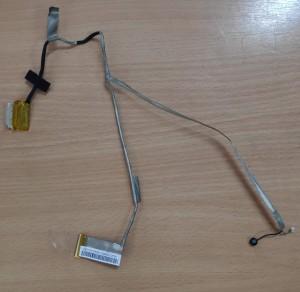 Asus X53E K53E LCD kábel. használt termék 14G22103600