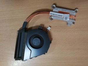 Dell Latitude E5430 hőcső 0F2T82 AT0M30010VL ventilátor 082JH0 DC28000AFVL használt 1 hónap garancia!