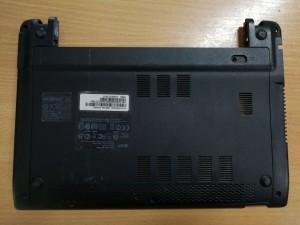 ACER ASPIRE V5-131 V5-171 alsó kaszni AP0RO000400 alsó rendszer fedél AP0RO000500 használt 1 hó gar!