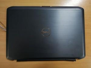 Dell Latitude E5430 LCD Fedlap AM0M3000400 A12105 + LCD első keret 0XR9KN AP0M3000D00 A- kategóriás használt 1 hó gar!