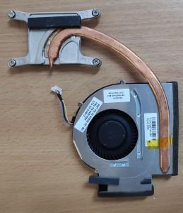 Lenovo T520 T520i komplett hűtés. Használt termék. 04W1580