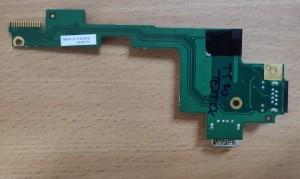 Lenovo ThinkPad T520 W520 usb board 04W1563 55.4KE02.011G