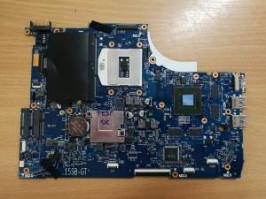 HP ENVY 15-j nVidia GT 750M 2GB 720569-501 DDR3 HM87 Alaplap használt 1 hó gar!