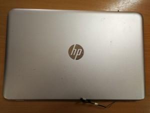 HP Envy 15j 15-j000 15-j100 Sorozathoz LCD fedlap 6070B0661002 B kategóriás használt 1 hó gar!
