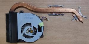 Asus X552W X550WE kmplett hűtés. 13nb03q1am020-1 . Használt termék. 1hó garancia.