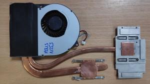 Asus N55S komplett hűtés.13GN5F1AM020 . Használt termék. 1hó garancia.