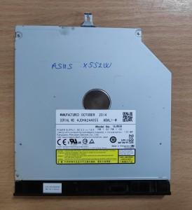 Asus X552W DVD író. Használt termék. 1hó garancia.