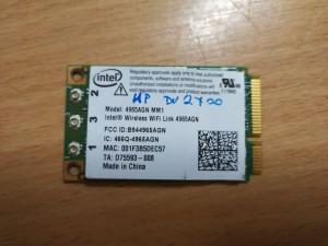 HP DV2700 wifi modul használt 441086-001 1 hó gar!