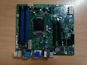 Fujitsu P520 D23220-A12 GS 2 mATX LGA1150 használt alaplap 1 hó gar!