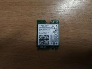 HP 793840-001 Dual Band Wireless-AC 7265 7265NGW abgn+ac BT 4.0 PCIe NGFF M.2 Wifi használt 1 hó gar!