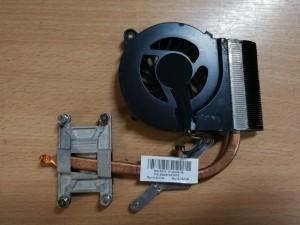 HP PAVILION G62 hőcső 3MAX1TATPT0 + ventilátor 638401-001 használt 1 hónap garancia!