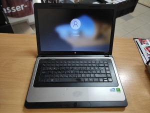 HP 630 15.6 Intel Pentium B960 / 3GB / 320GB HDD használt laptop 1 hó gar!