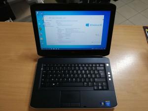 Dell Latitude E5430 14,1 i3 / 4GB / 320GB HDD használt laptop A- kategória 3 hó gar!