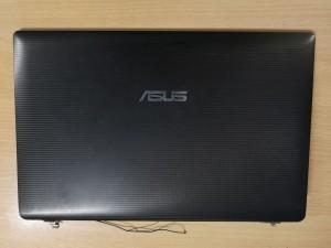 Asus X53 K53 A53 sorozathoz LCD Fedlap AP0K3000100 használt 1 hó gar!