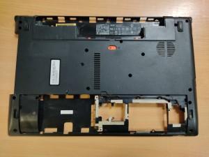 Acer Aspire V3 V3-571G V3-551G V3-571 Q5WV1 Alsó kaszni ALSÓ BURKOLAT AP0N7000400 használt 1 hó gar!