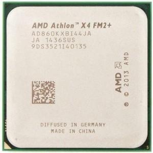 AMD Athlon X4 860K Black Edition 4 magos FM2 Processzor AD860KXBI44JA használt 3 hó gar!