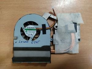 Lenovo G505 ventillátor Hőcső AT0Y7003SA0 használt 1 hónap gar!