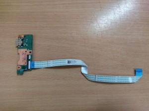 Acer Chromebook 15.6 CB3-531 USB Kártya olvasó panel DA0ZRUTH6D0 használt 1 hó gar!