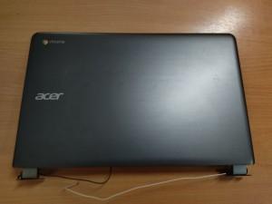 ACER CHROMEBOOK CB3-531 Sorozat LCD Fedlap TFQ3QZRULCT használt 1 hó gar!